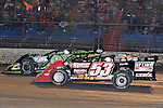 Feb 15, 2014; 9:38:14 PM; Gibsonton, FL., USA; The Lucas Oil Dirt Late Model Racing Series running The 38th Aannual WinterNationals at East Bay Raceway Park.  Mandatory Credit: (thesportswire.net)