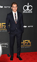 Dave Franco at the 21st Annual Hollywood Film Awards at The Beverly Hilton Hotel, Beverly Hills. USA 05 Nov. 2017<br /> Picture: Paul Smith/Featureflash/SilverHub 0208 004 5359 sales@silverhubmedia.com