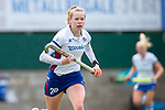 Mannheim, Germany, September 07: During the field hockey Bundesliga match between Mannheimer HC and Harvestehuder THC on September 7, 2019 at Am Neckarkanal in Mannheim, Germany. Final score 2-0. (Photo by Dirk Markgraf / www.265-images.com) *** Naomi Heyn #20 of Mannheimer HC