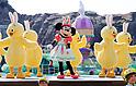 Tokyo Disneyland and Tokyo DisneySea see record numbers of visitors