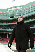 Jared DeMichiel (UMass - Assistant Coach) - The Boston University Terriers defeated the University of Massachusetts Minutemen 5-3 on Sunday, January 8, 2017, at Fenway Park in Boston, Massachusetts.The Boston University Terriers defeated the University of Massachusetts Minutemen 5-3 on Sunday, January 8, 2017, at Fenway Park.