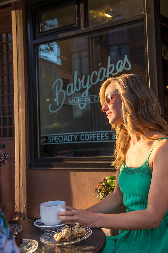 Babycakes Muffin Company, Marquette, Michigan