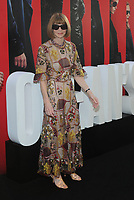 NEW YORK, NY - June 5: Anna Wintour attends 'Ocean's 8' World Premiere at Alice Tully Hall on June 5, 2018 in New York City. <br /> CAP/MPI/JP<br /> &copy;JP/MPI/Capital Pictures