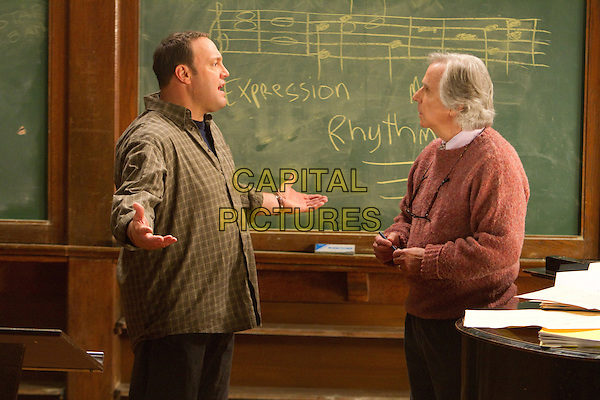 Kevin James & Henry Winkler.in Here Comes the Boom (2012).*Filmstill - Editorial Use Only*.CAP/FB.Supplied by Capital Pictures.