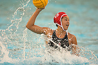 2 February 2007: Christina Hewko during Stanford's 10-6 win over Hawaii at the Avery Aquatic Center in Stanford, CA.