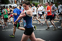 The Broad Street Run, May 2012