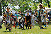 AAmjiwnaang First Nations 47th annual pow wow at Bear Park.