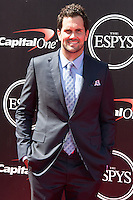 Matt Leinart attends The 2014 ESPY Awards Red Carpet at Los Angeles' Nokia Theater on July16 2014 (Photo by Crash/Guest of A Guest)
