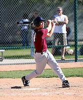 Brandon Dopplick,  Millikan HS, Long Beach, CA -  2009 Under Armour Pre-Season All-America Tournament at Tucson, AZ - 01/17/2009..Photo by:  Bill Mitchell/Four Seam Images