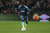 Georges-Kevin Nkoudou of Tottenham Hotspur during West Ham United vs Tottenham Hotspur, Caraboa Cup Football at The London Stadium on 31st October 2018