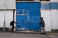 Luton Town Stadium Lockdown - 21.03.2020