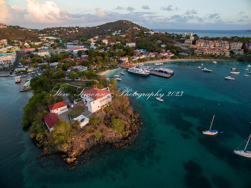 Cruz Bay<br /> St. John<br /> US Virgin Islands