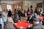 Turismo in Barriera # 3, passeggiata alla scoperta di insoliti punti di vista in Barriera di Milano. Progetto della associazione ONEOFF nell'ambito di 'Cosa succede in Barriera' con la partecipazione di Luca Morino. Qui al Circolo Chirone. Apr 2013