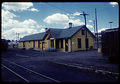Chama station<br /> D&amp;RGW  Chama, NM