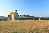 France, Lot (46), Lacapelle-Livron, chapelle Notre-Dame-des-Graces // France, Lot, Lacapelle-Livron, Chapel Notre-Dame-des-Graces