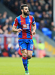 Crystal Palace's Mile Jedinak in action<br /> <br /> - English Premier League - Crystal Palace vs Liverpool  - Selhurst Park - London - England - 6th March 2016 - Pic David Klein/Sportimage
