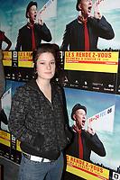 Montreal (Qc) CANADA - January 29, -2008- Chloe Bourgeois, actress in TOUT EST PARFAIT<br /> by  Yves Christian Fournier, <br /> <br />  TOUT EST PARFAIT will open the 2008<br />  Rendez Vous du Cinema Quebecois.<br /> <br /> photo : Pierre Roussel (c)  Images Distribution
