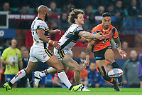 Picture by Alex Whitehead/SWpix.com - 07/10/2017 - Rugby League - Betfred Super League Grand Final - Castleford Tigers v Leeds Rhinos - Old Trafford, Manchester, England - Castleford's Ben Roberts.