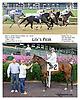Lily's Peak winning at Delaware Park on 9/17/14