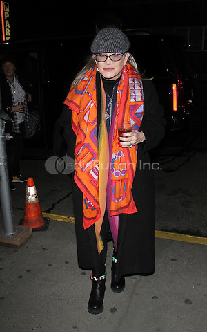 NEW YORK, NY November 22: Carrie Fisher at Strand Bookstore signing her new bio-book the Princess Diarist  in New York City.November 22, 2016. Credit:RW/MediaPunch