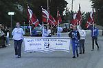 2013 West York Homecoming Parade Pep