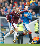 Jamie Brandon and Josh Windass