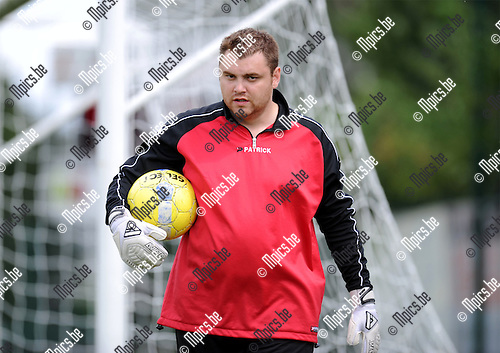2011-08-07 / Voetbal / seizoen 2011-2012 / SK Wilrijk /.Erwin Thijs ..Foto: mpics