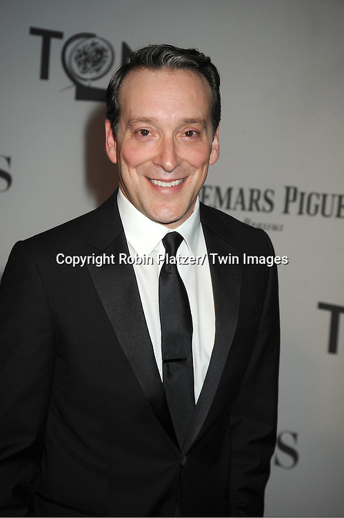 Jeremy Shamus  attends th 66th Annual Tony Awards on June 10, 2012 at The Beacon Theatre in New York City.