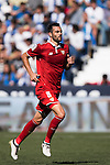 Iborra of Sevilla FC in action during their La Liga match between Deportivo Leganes and Sevilla FC at the Butarque Municipal Stadium on 15 October 2016 in Madrid, Spain. Photo by Diego Gonzalez Souto / Power Sport Images