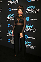 "LOS ANGELES - JAN 8:  Hailie Sahar at the ""Good Trouble"" Premiere Screening at the Palace Theater on January 8, 2019 in Los Angeles, CA"
