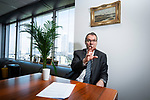 BRUSSELS - BELGIUM - 16 April 2019 -- Ville Itälä - Director General - The European Anti-Fraud Office (OLAF) in his office. -- PHOTO: Juha ROININEN / EUP-IMAGES