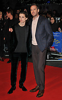 Timoth&eacute;e Chalamet and Armie Hammer at the &quot;Call Me By Your Name&quot; 61st BFI LFF Mayor of London's gala, Odeon Leicester Square, Leicester Square, London, England, UK, on Monday 09 October 2017.<br /> CAP/CAN<br /> &copy;CAN/Capital Pictures