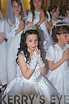 Scoil Eoin Balloonagh on their First Holy Communion Day on 9th May 2009 in Our Lady and St. Brendan's Church, Tralee