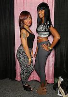 Stephanie Kim, Montana Starxxx at Exxxotica Atlantic City, NJ, <br /> Friday April 11, 2014.