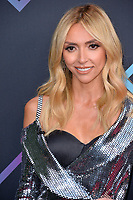 LOS ANGELES, CA. November 11, 2018: Giuliana Rancic at the E! People's Choice Awards 2018 at Barker Hangar, Santa Monica Airport.<br /> Picture: Paul Smith/Featureflash