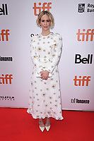 """TORONTO, ONTARIO - SEPTEMBER 07: Sarah Paulson attends the """"Abominable"""" premiere during the 2019 Toronto International Film Festival at Roy Thomson Hall on September 07, 2019 in Toronto, Canada.   <br /> CAP/MPI/IS<br /> ©IS/MPI/Capital Pictures"""