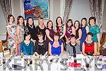 The staff from Duagh NS at their Christmas party in the Malton Hotel Killarney on Saturday night