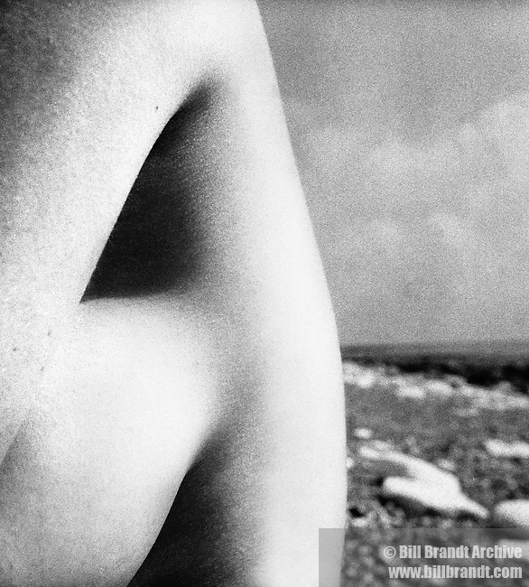 Nude, East Sussex Coast.1960, August