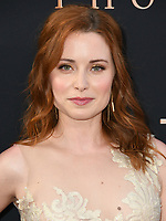 "04 June 2019 - Hollywood, California - Hannah Anderson. ""Dark Phoenix"" Los Angeles Premiere held at TCL Chinese Theatre. <br /> CAP/ADM/BT<br /> ©BT/ADM/Capital Pictures"