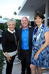 PALM SPRINGS - APR 27: Lorna Luft, Scott Appel, Lucie Arnaz at a cultivation event for The Actors Fund at a private residence on April 27, 2016 in Palm Springs, California