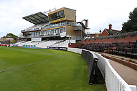 General view of the ground ahead of Somerset CCC vs Essex CCC, Specsavers County Championship Division 1 Cricket at The Cooper Associates County Ground on 15th April 2017