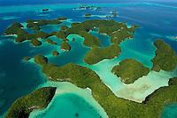 Palau Micronesia  Palau Aerials