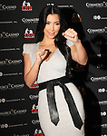 Kim Kardashian at The Kardashian Charity Knock Out held at The Commerce Casino in Commerce, California on November 03,2009                                                                   Copyright 2009 DVS / RockinExposures