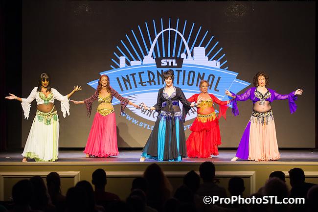 International Bachata Salsa Kizomba Dance Festival at River City Hotel and Casino in St. Louis, MO on June 21, 2014.