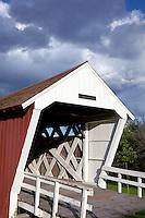 Imes Bridge (built in 1870), Madison County, Iowa
