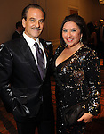 Honorary chairs Debbie and Rudy Festari at the Una Notte in Italia event at the Westin Galleria Hotel Friday Nov. 07, 2014.(Dave Rossman photo)