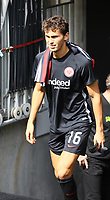 Lucas Torro (Eintracht Frankfurt) - 18.08.2019: Eintracht Frankfurt vs. TSG 1899 Hoffenheim, Commerzbank Arena, 1. Spieltag Saison 2019/20 DISCLAIMER: DFL regulations prohibit any use of photographs as image sequences and/or quasi-video.
