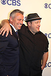 Matt LeBlanc - Man With a Plan & Kevin James - Kevin Can Wait - CBS Upfront 2016 - Oak Room, New York City, New York.  (Photo by Sue Coflin/Max Photos)