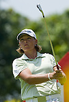 SINGAPORE - MARCH 06:  Katherine Hull of Australia wathes her shot during the second round of HSBC Women's Champions at the Tanah Merah Country Club on March 6, 2009 in Singapore.  Photo by Victor Fraile / The Power of Sport Images