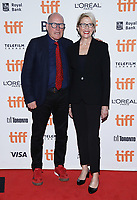 """TORONTO, ONTARIO - SEPTEMBER 06: Bill Nicholson and Annette Bening attend the """"Hope Gap"""" premiere during the 2019 Toronto International Film Festival at Princess of Wales Theatre on September 06, 2019 in Toronto, Canada.<br /> CAP/MPI/IS<br /> ©IS/MPI/Capital Pictures"""